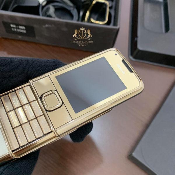 Nokia 8800 Gold Da Trang 1