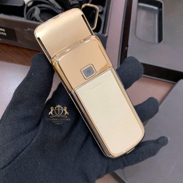 Nokia 8800 Gold Da Trang 2