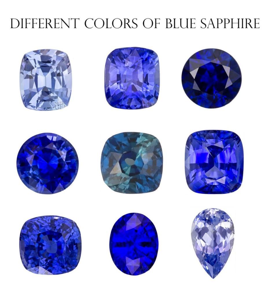 Những Điều Bạn Cần Biết Về Đá Saphire