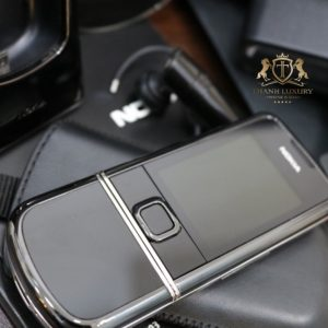 Nokia 8800 Arte Black Full Box Zin Like New 99 1