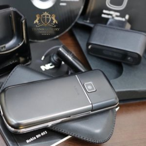 Nokia 8800 Arte Black Full Box Zin Like New 99 2