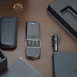 Nokia 8800 Arte Black Full Box Zin Like New 99