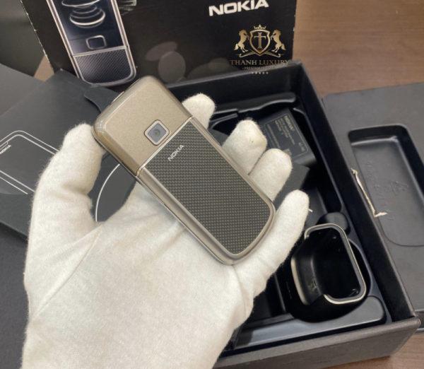 Nokia 8800 Carbon Arte Full Box Like New 99 1