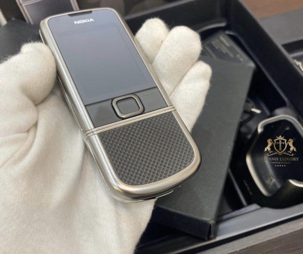 Nokia 8800 Carbon Arte Full Box Like New 99 4