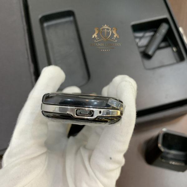 Nokia 8800 Sapphire Black Fullbox New 100 4