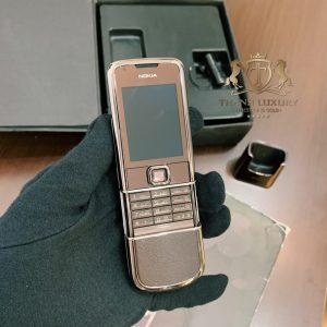 Nokia 8800 Sapphire Brown Fullbox Like New 99