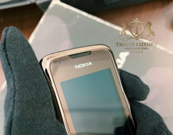 Nokia 8800 Sapphire Brown Fullbox Like New 99 7