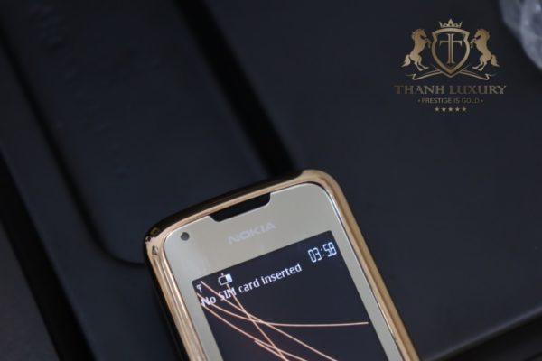 Nokia 8800e 4g Rose Gold 24k Long Phung Full Box 7