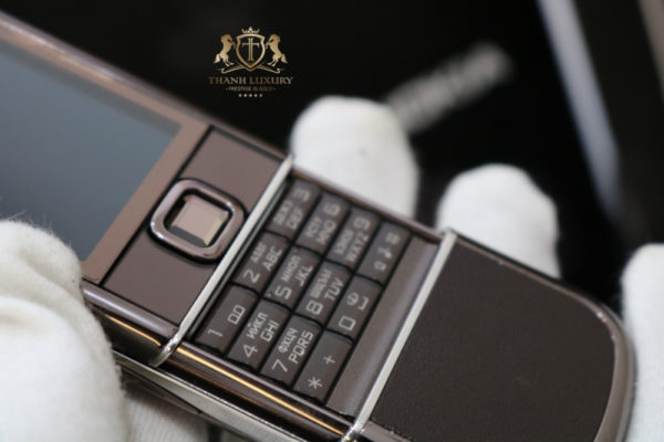 Nokia 8800e Sapphire Brown Fullbox Like New 99 1