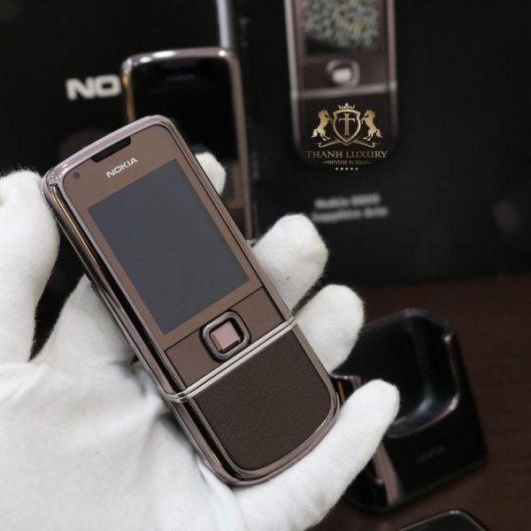 Nokia 8800e Sapphire Brown Fullbox Like New 99 2