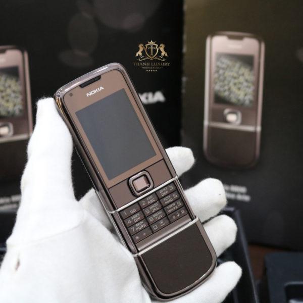 Nokia 8800e Sapphire Brown Fullbox Like New 99