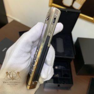 Vertu Signature S Steel Full Box Zin Like New 99 2