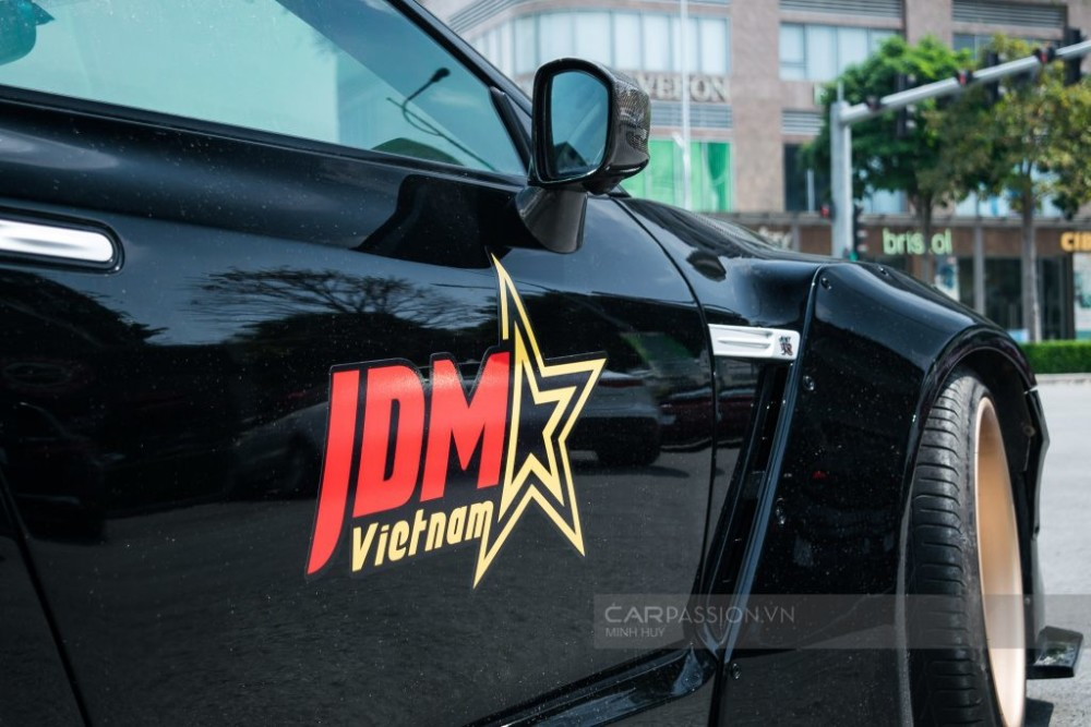 Khám phá chi tiết Nissan GT-R R35 độ Wide body độc nhất Việt Nam