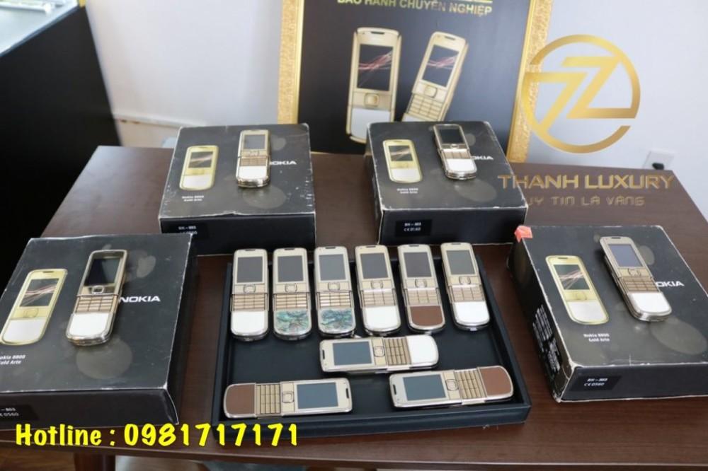 Những chiếc điện thoại đẳng cấp và đắt đỏ nhất thế giới
