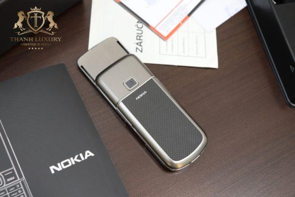 Nokia 8800 Carbon Arte Full Box Like New 1