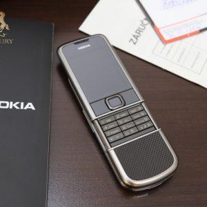 Nokia 8800 Carbon Arte Full Box Like New