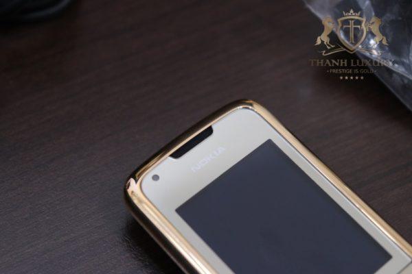 Nokia 8800e 4g Rose Gold 24k Kham Trai Full Box 6
