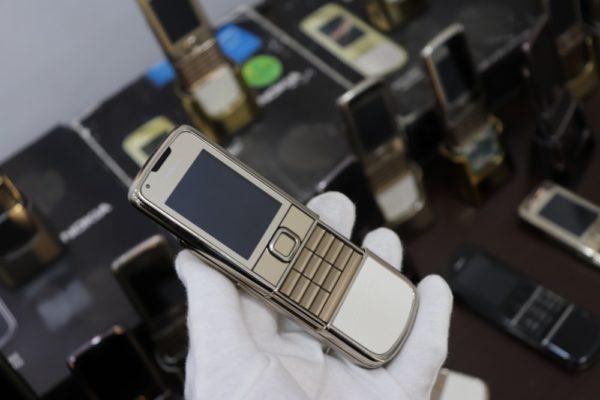 Nokia 8800e Gold 1g Zin Like New 97