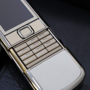 Nokia 8800e Gold 4g Zin Full Box Like New 98 3