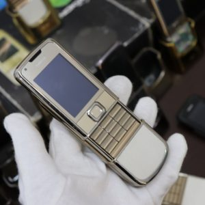 Nokia 8800e Gold 4g Zin Like New 96