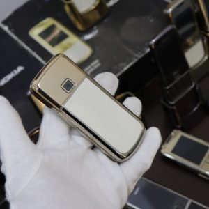 Nokia 8800e Gold 4g Zin Like New 97 3