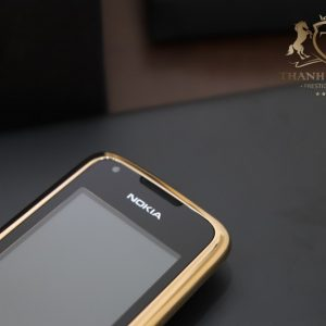 Nokia 8800e Rose Gold 24k Arte Black Full Box 4