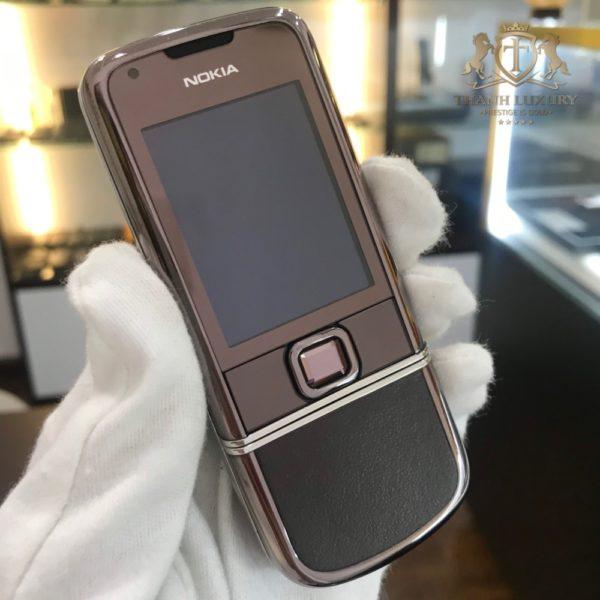 Nokia 8800e Saphire Brown Zin Like New 98 2
