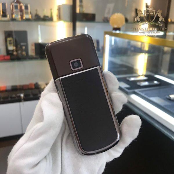 Nokia 8800e Saphire Brown Zin Like New 98 3