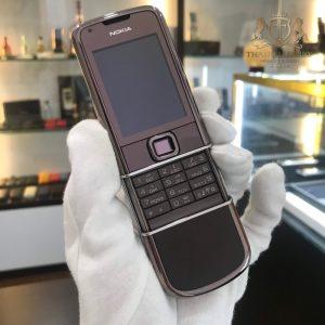 Nokia 8800e Saphire Brown Zin Like New 98