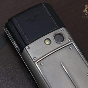 Vertu Ascent Ti Titanium Black Like New 99 5