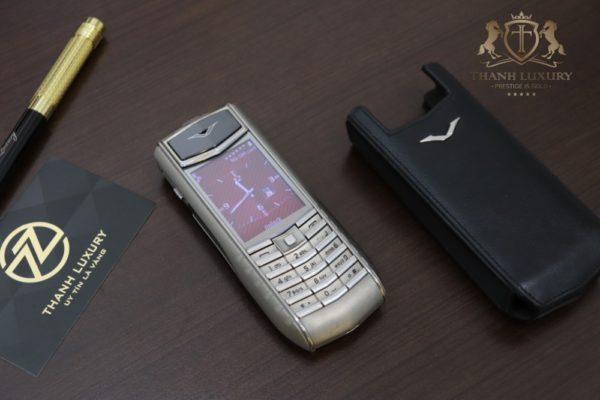 Vertu Ascent Ti Titanium Black Like New 99