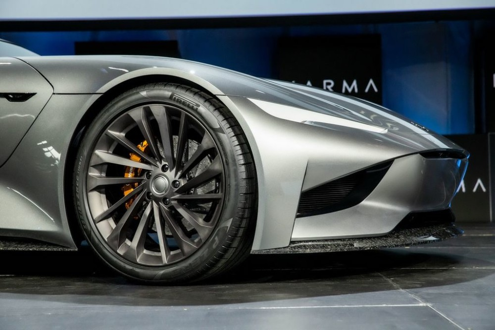LA Auto Show 2019: Siêu phẩm Karma SC2 - 1,110 mã lực & 14,000 Nm