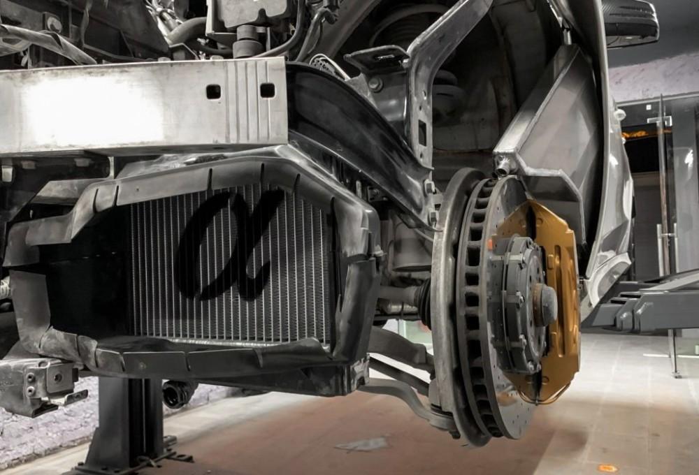 Mercedes-AMG E63 S W212 độc nhất Việt Nam được nâng cấp với gói độ công suất