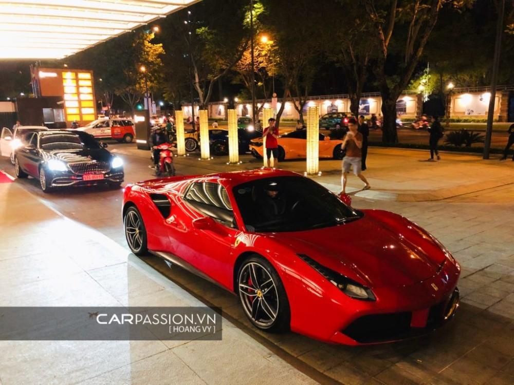 Dàn siêu xe Carpassion hội tụ tại hai bữa tiệc đặc biệt