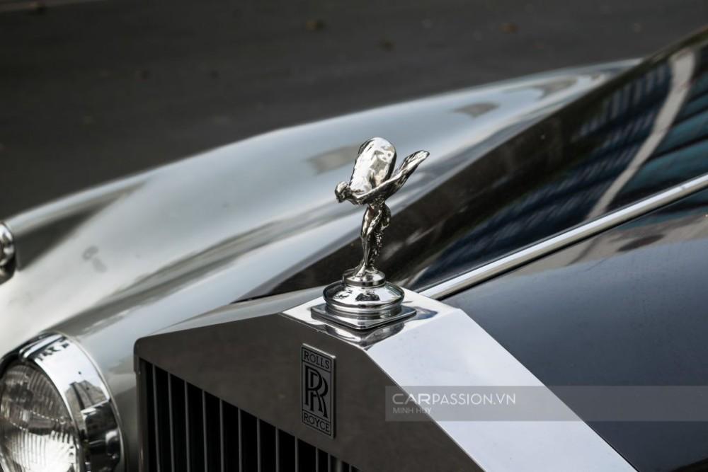 Rolls-Royce Silver Cloud I – Vẻ đẹp vượt thời gian