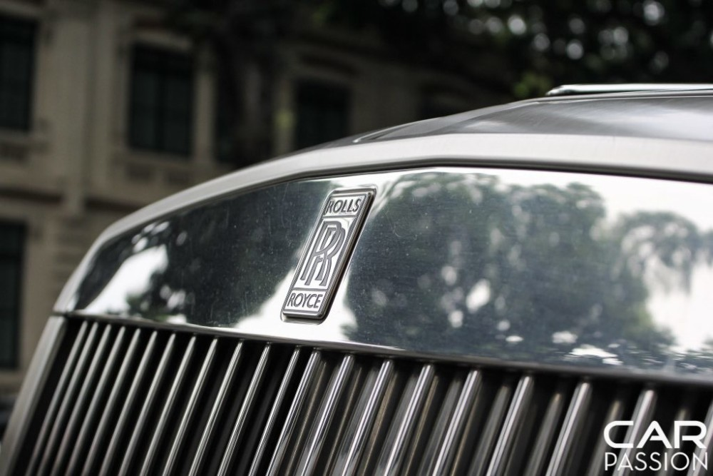 Chiêm ngưỡng Rolls-Royce Phantom Coupe độc nhất tại Việt Nam