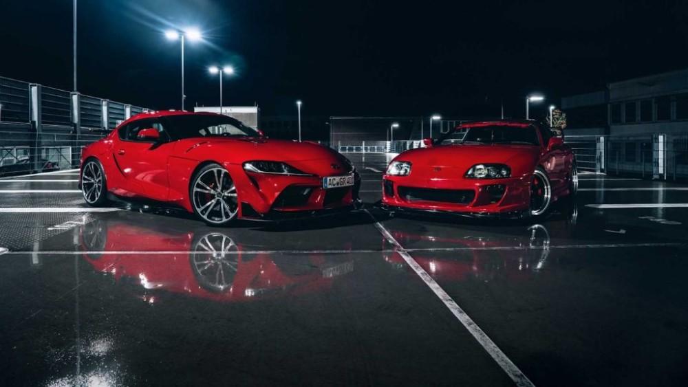 AC Schnitzer ra mắt gói nâng cấp cho Toyota Supra