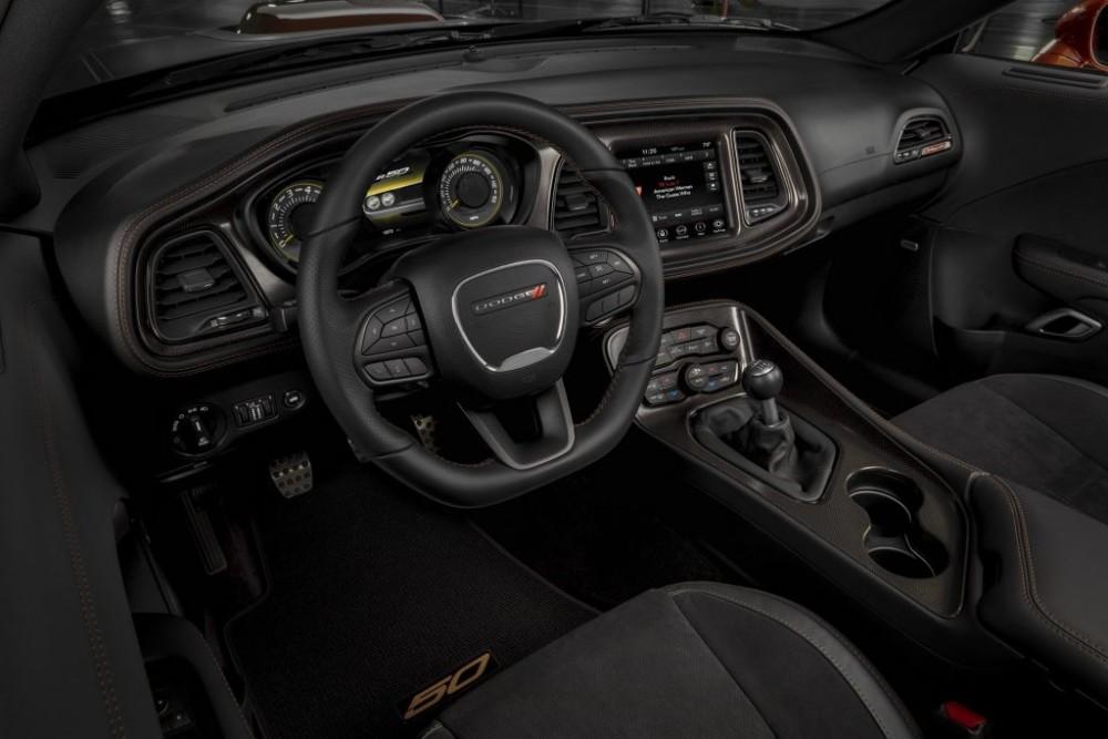 Dodge ra mắt Challenger đặc biệt kỷ niệm sinh nhật lần thứ 50 của dòng xe