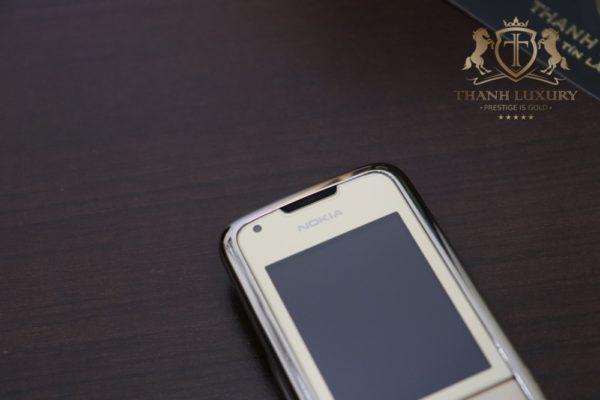 Nokia 8800e Gold Zin Full Box Like New 98 4