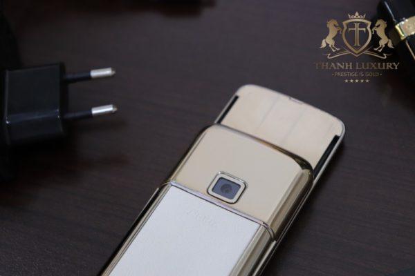 Nokia 8800e Gold Zin Full Box Like New 98 6