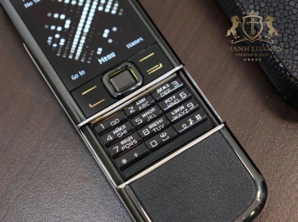Nokia 8800e Saphia Black Like New 9999 10