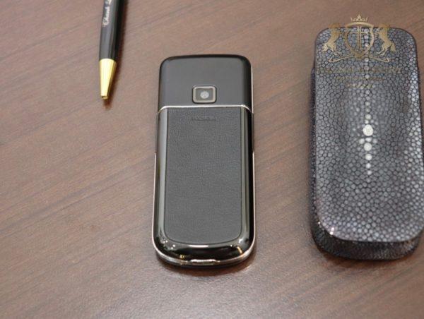 Nokia 8800e Saphia Black Like New 9999 2