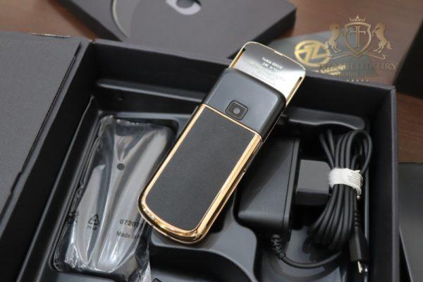 Nokia 8800e Saphire Black Rose Gold 24k Full Box Like New 3