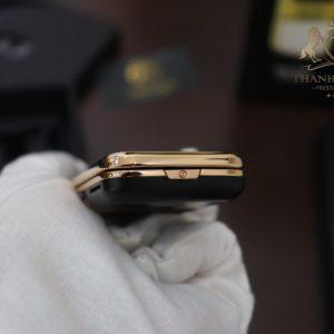 Nokia 8800e Saphire Black Rose Gold 24k Full Box Like New 7
