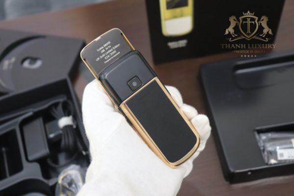 Nokia 8800e Saphire Black Rose Gold 24k Full Box Like New 9