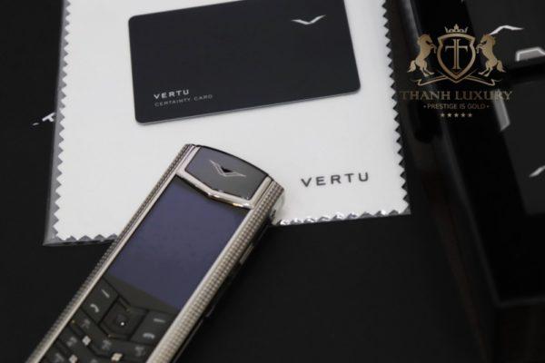Vertu Signature S Clous De Paris Full Box Like New 99 3