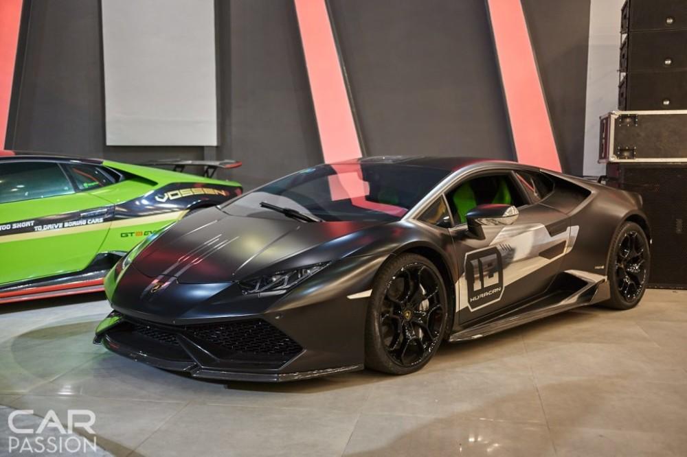 Showroom siêu xe đẳng cấp VOV Super Cars sắp khai trương tại TP.HCM