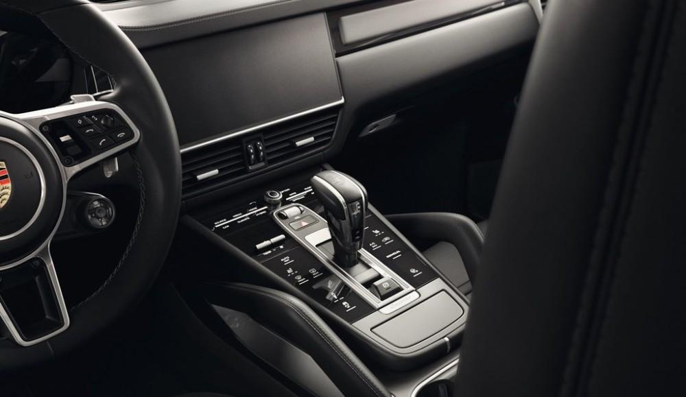 Ngắm nhìn Porsche Cayenne Turbo S E-Hybrid Coupe trong lớp áo cực độc