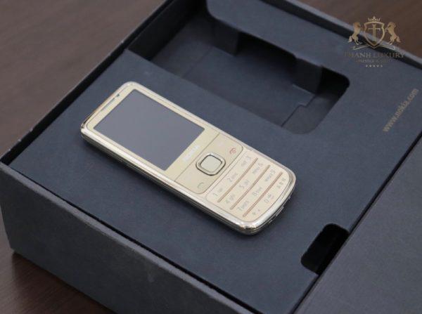 Nokia 6700 Gold Zin Full Box Like New 99