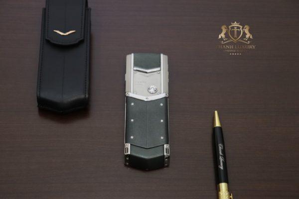 Vertu Signature S Pure Silver Like New 98 2